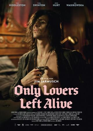 Only Lovers Left Alive, Adam, Affiche