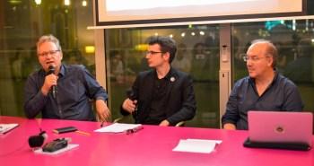Debat resterons nous creatifs demain - Ariel Kyrou - Alain Damasio