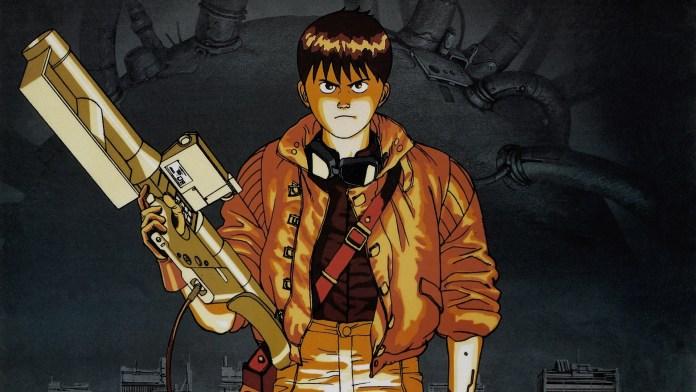 Akira cyberpunk
