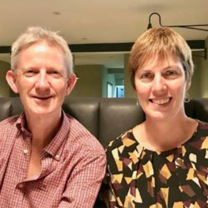 View from the Pew – Hazel & Nigel Brookes