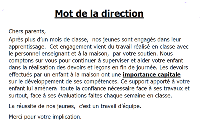 mot_direction