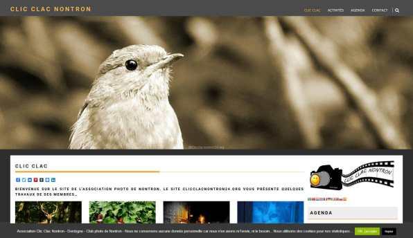 Clic clac Nontron - clicclacnontron24.org