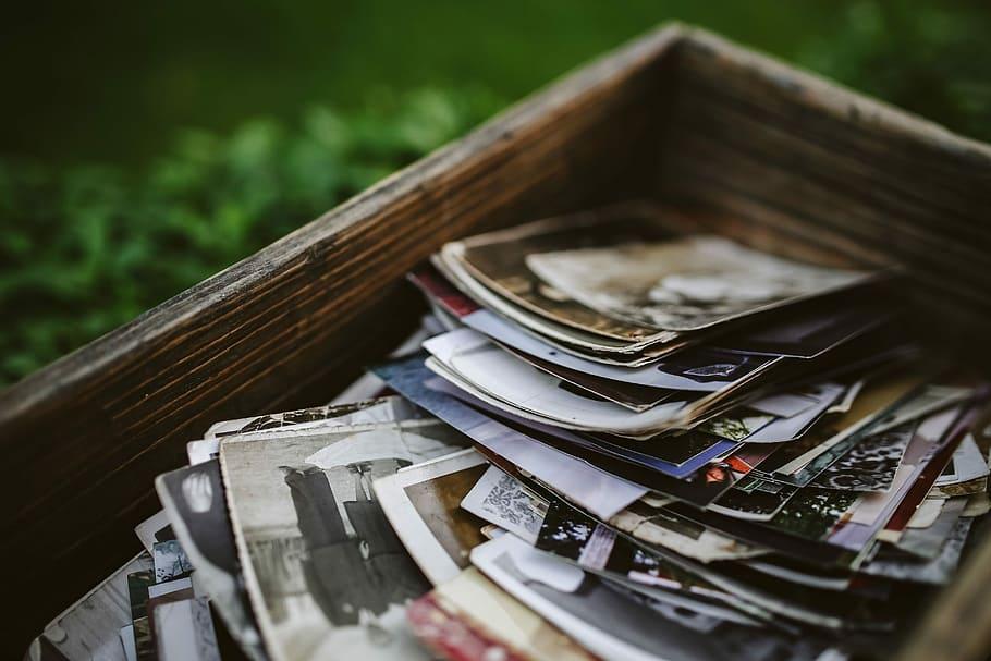 Les objets de mémoire – lettre 3