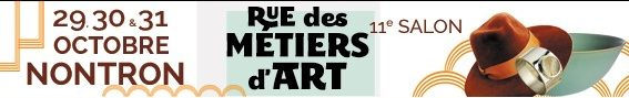 You are currently viewing Rue des métiers d'art