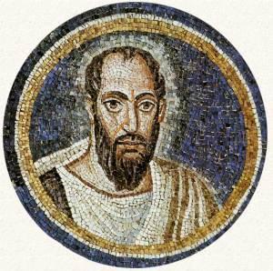 Mosaïque de Ravenne