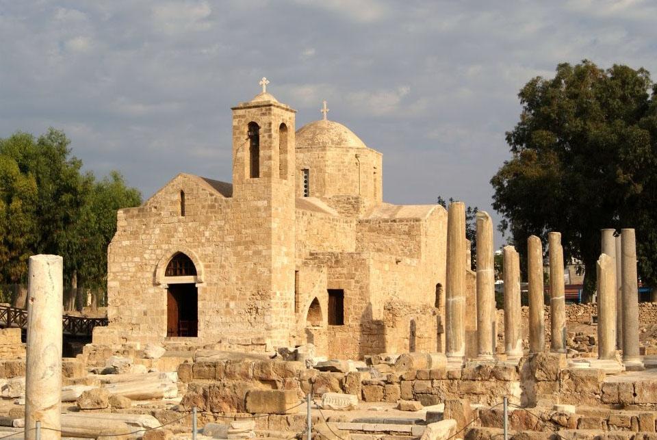 Le « pilier de St Paul »