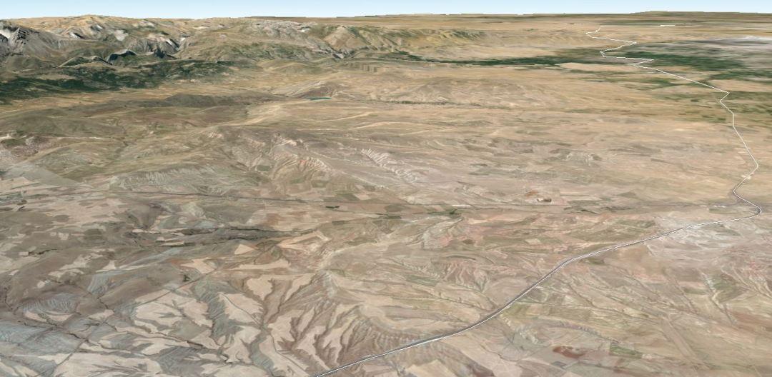 Les plaines de Lycaonie