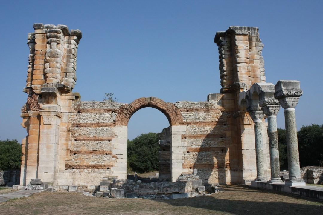 Basilique 6e siècle