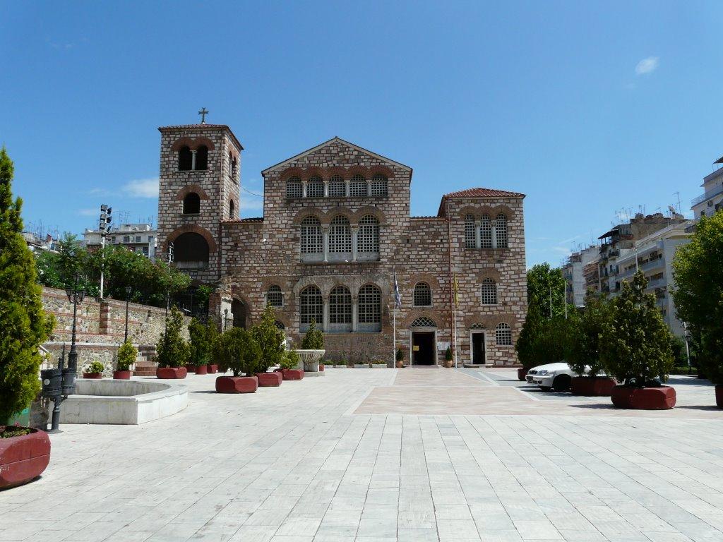 La cathédrale Saint Démétrios