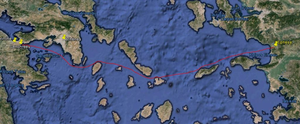 L'archipel des Cyclades