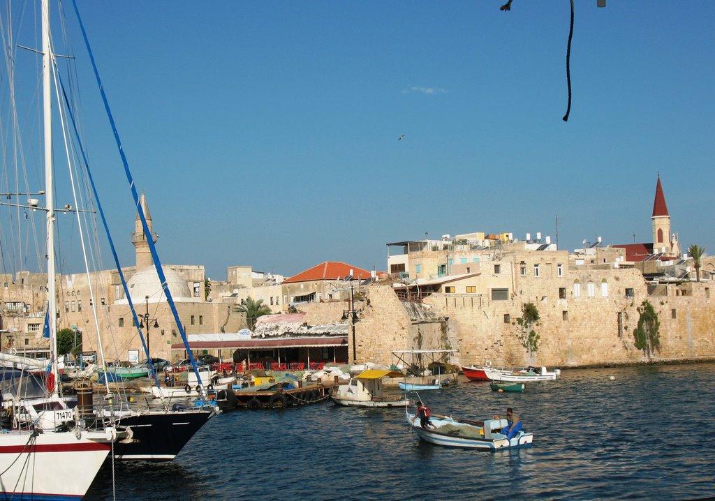 Le port de la vieille ville