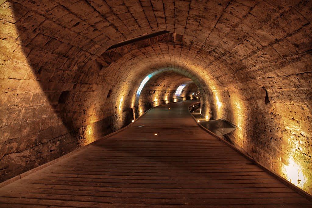 Un souterrain