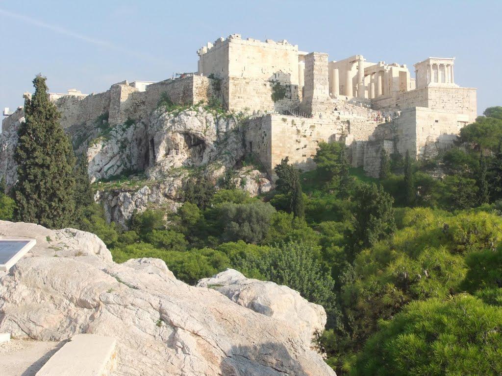 L'Acropole d'Athènes