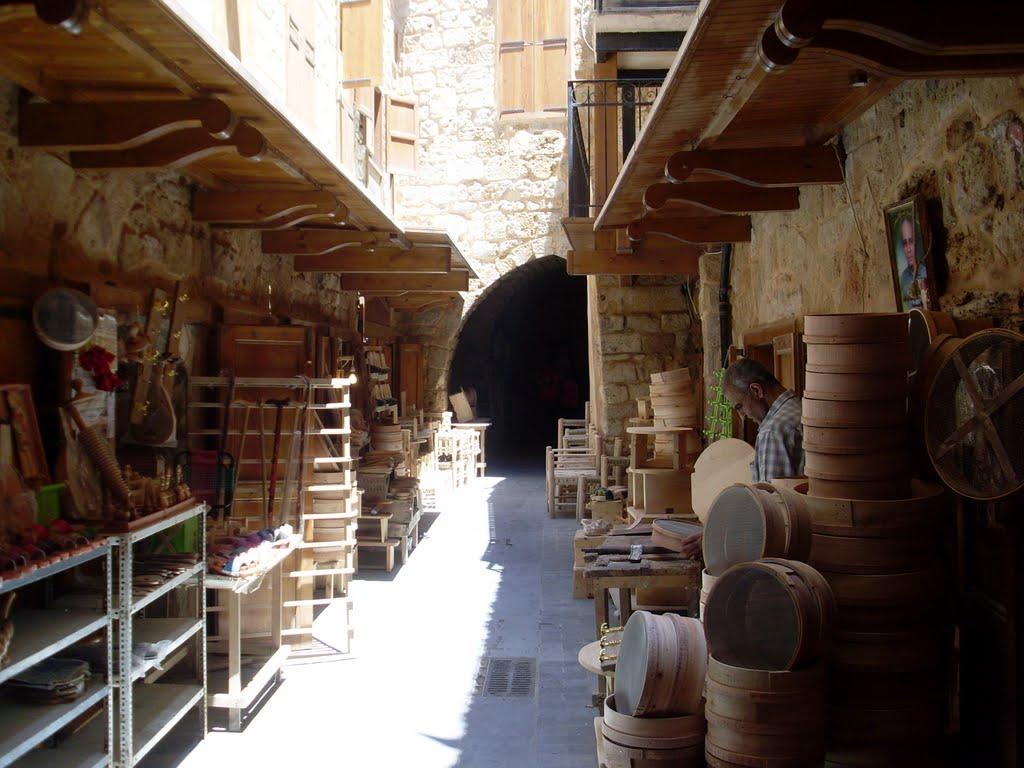 Souks de la vieille ville