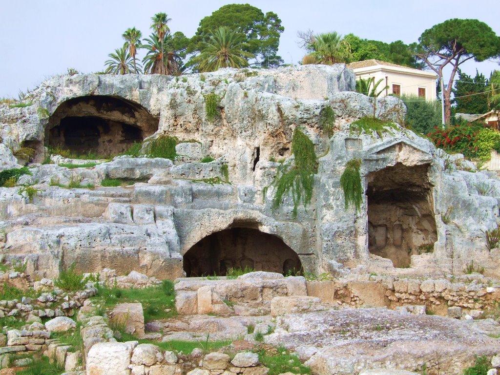 Tombe d'Archimède