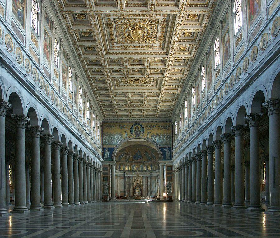 La nef principale