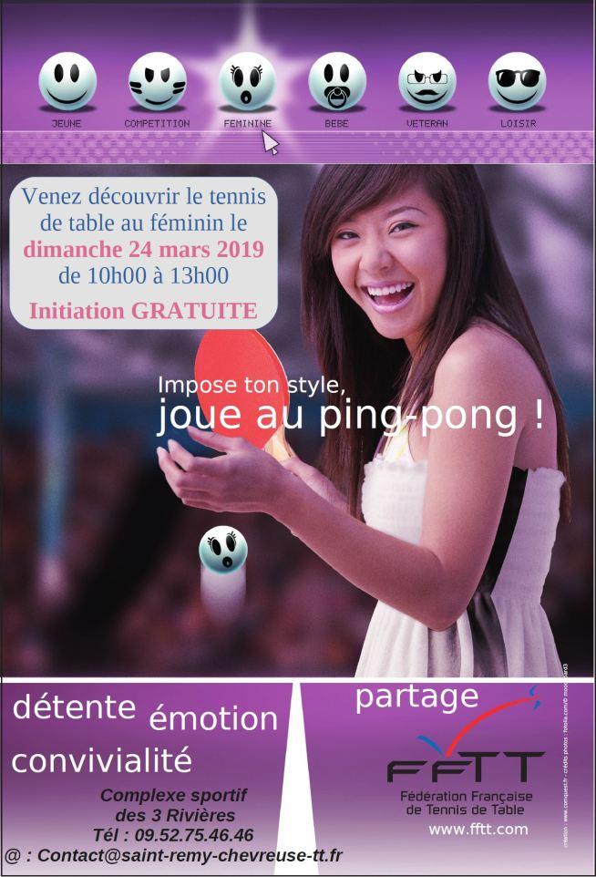 Ping au féminin 2019 Affiche v2