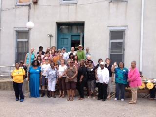 St. Vincents POWER members