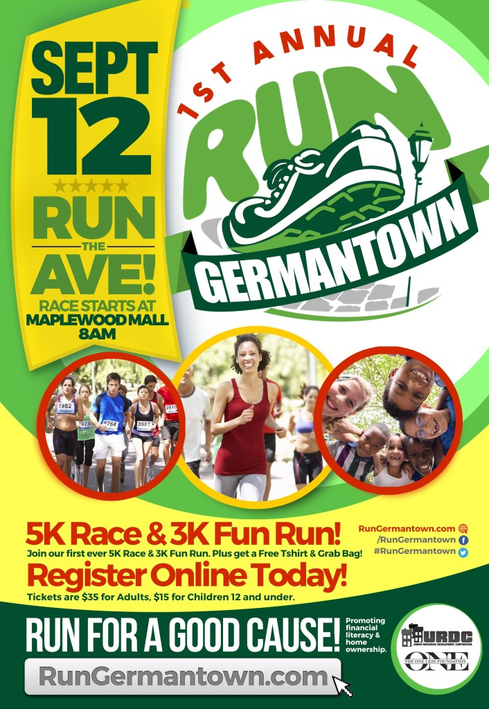 Run Germantown Flyer