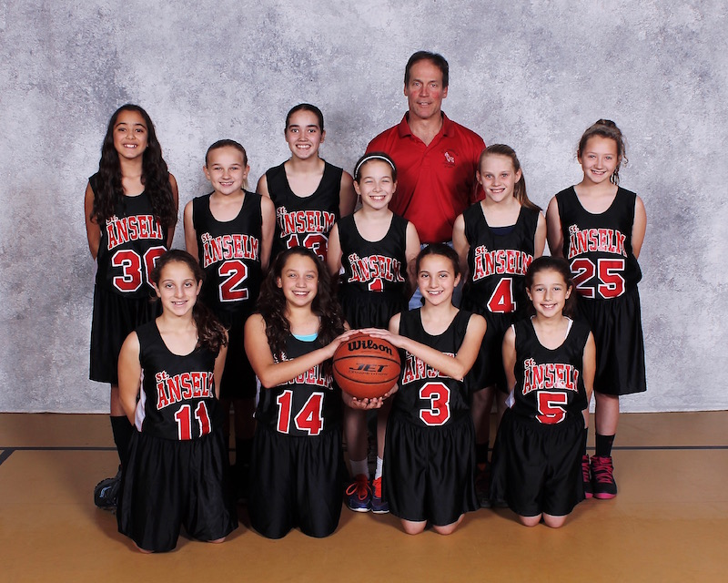5/6 Girls Basketball