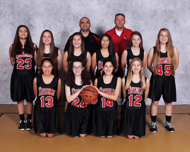 7/8 Girls Basketball