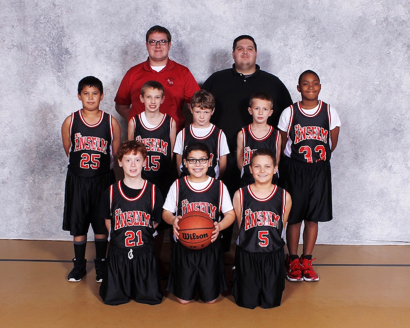 5/6 Boys Basketball