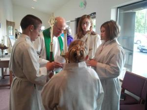 Acolyte Prayer