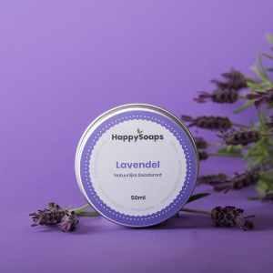 HappySoaps deodorant lavendel