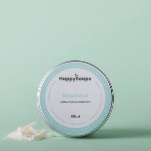 HappySoaps deodorant neutraal