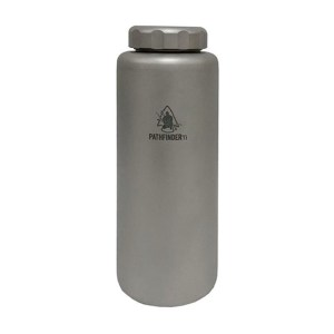 Pathfinder titanium drinkfles