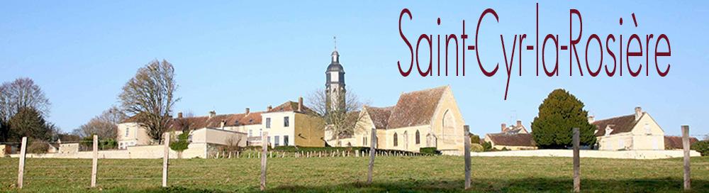 Saint-Cyr-la-Rosière