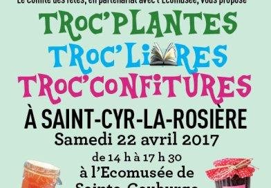 Troc plantes le 22 avril