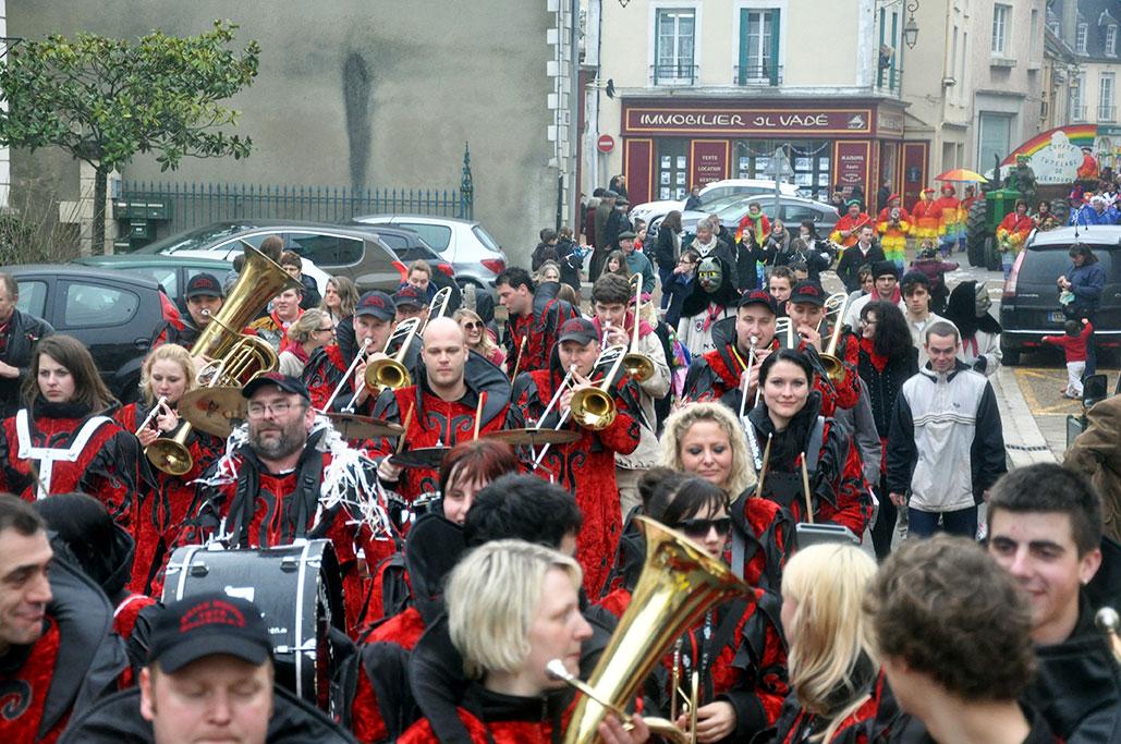carnaval alemanique 2012