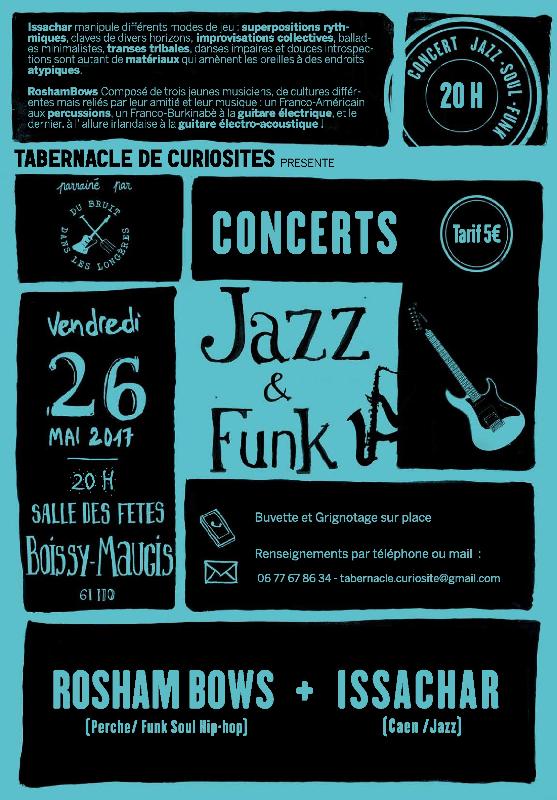 concert 26 mai Boissy Maugis