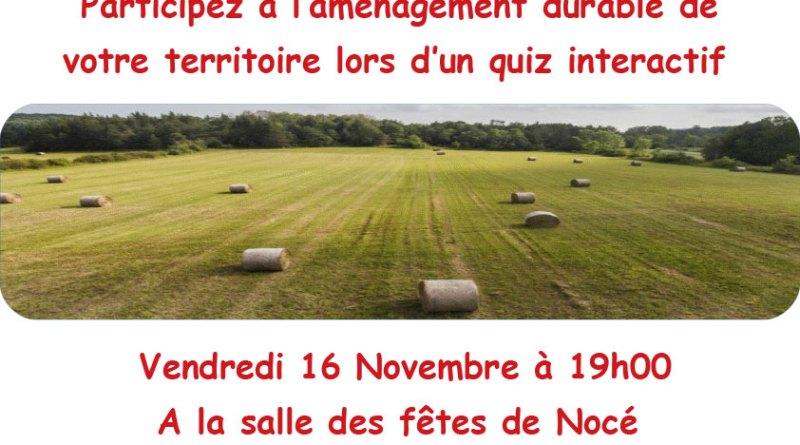 réunion Plui 16 novembre