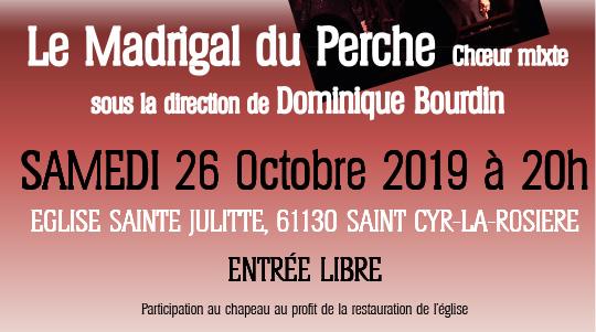 Madrigal du Perche
