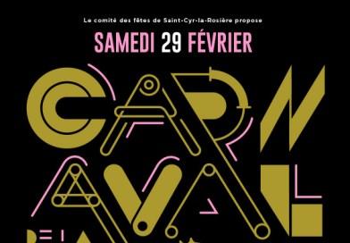 Saint Cyr fait son carnaval de la Récup'