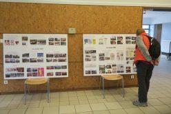 L'exposition retrace les 40 années d'actions du club qui a été fondé en 1978.