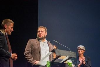 Mathieu Pierrard est le nouveau directeur du Spectacle Vivant.