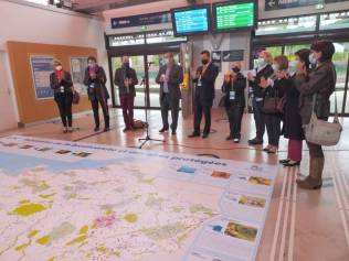FIG-Inauguration_Carte_Géante_IGN_Gare_SNCF (7)