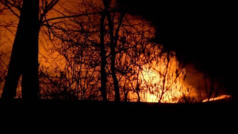 Incendie Laval-sur-Vologne 2
