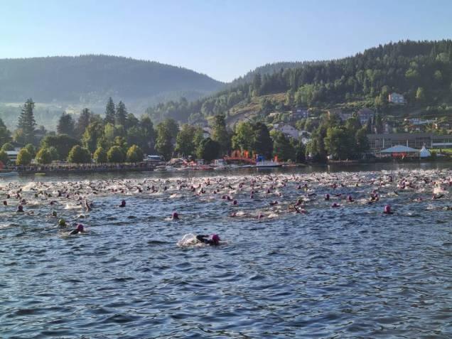 depart-triathlon-Gérardmer-1