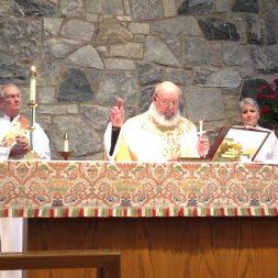 The Rev. Canon Stephen C. Casey Candelmas 2017