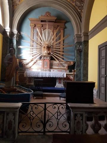 Autel de Saint Joseph