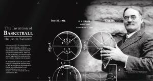 James Naismith, l'inventeur du Basket-Ball