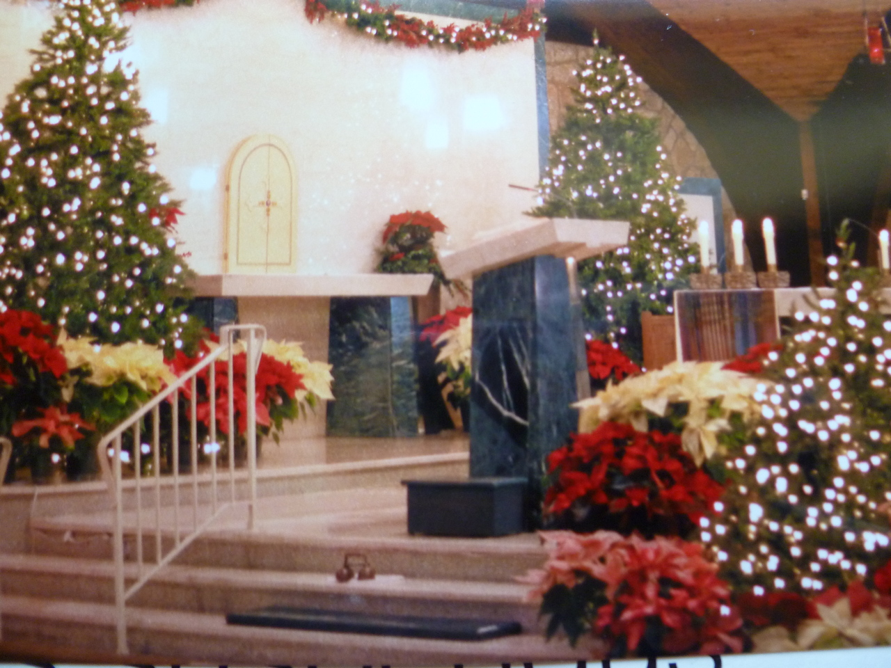 Church Flowers And Decorating Saint Frances Cabrini