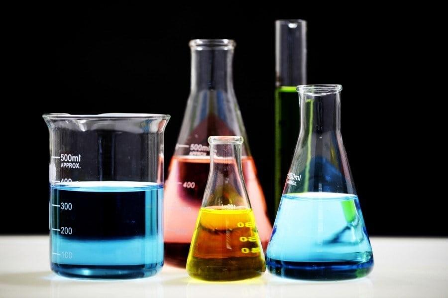 larutan kimia adalah