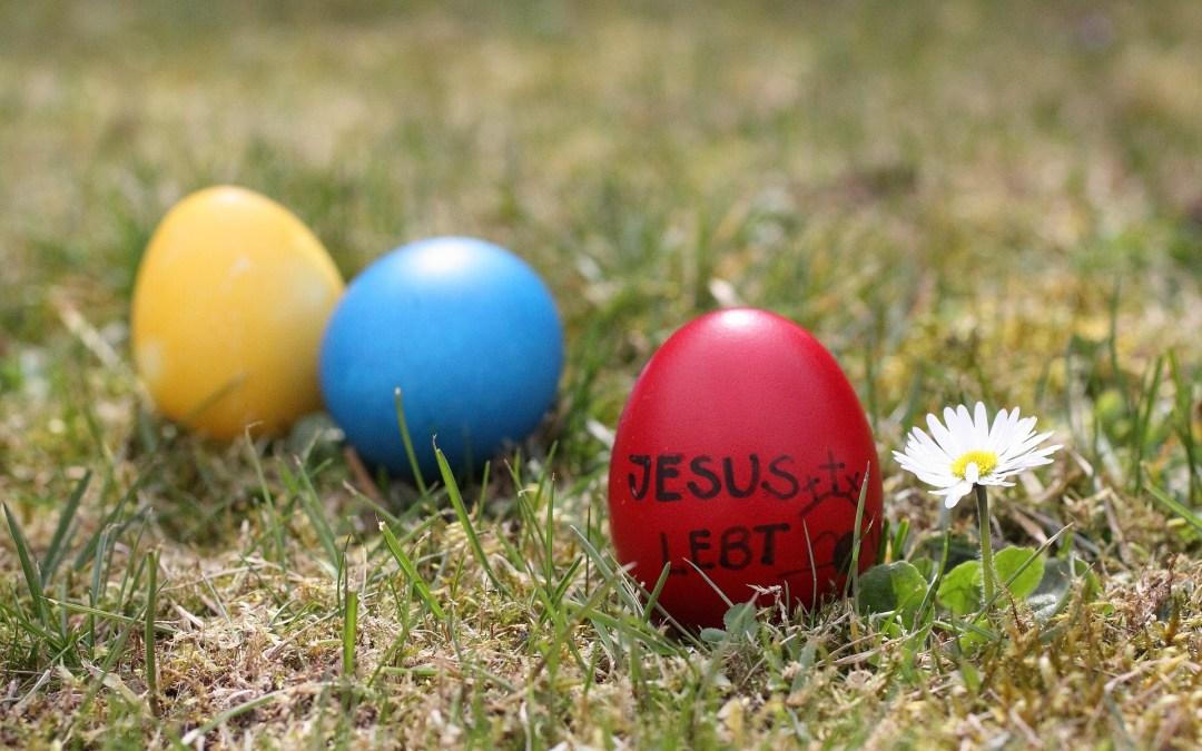 Sunday School Lent Activities
