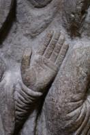 Sculptures de l'église romane de Mozac