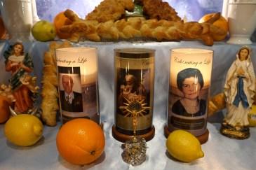 Saint Joseph's Day Groppo Family -16 copyright Kim Smith